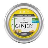 Produktbild Ingwer Ginjer Zitrone Pastillen