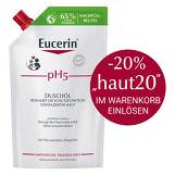 Produktbild Eucerin pH5 Duschöl Nachfüll empfindliche Haut