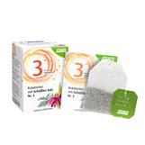Produktbild Kräutertee mit Schüssler-Salz Nr.3 Salus Fbeutel