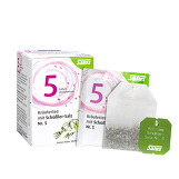 Produktbild Kräutertee mit Schüssler-Salz Nr.5 Salus Fbeutel