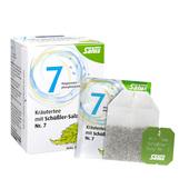 Produktbild Kräutertee mit Schüssler-Salz Nr.7 Salus Fbeutel
