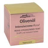 Produktbild Olivenöl Intensivcreme Rose Tagescreme
