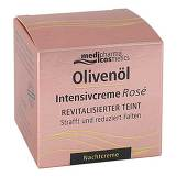 Produktbild Olivenöl Intensivcreme Rose Nachtcreme
