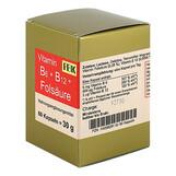 Produktbild Vitamin B6 + B12 + Folsäure Kapseln