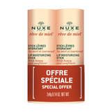 Produktbild Nuxe Reve de Miel Duo Stick levres Hydrant