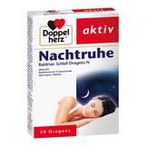 Produktbild Doppelherz Nachtruhe Baldrian Schlaf-Dragees N