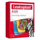 Produktbild Leukoplast kids Strips 19x56 mm 8 St / 38x63 mm 4 St