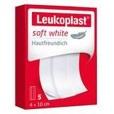 Produktbild Leukoplast soft Pflaster 4x10 cm