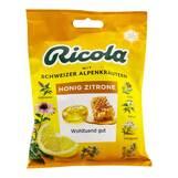 Produktbild Ricola mit Zucker Beutel Echinacea Honig Zitrone Bonbons