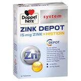 Produktbild Doppelherz Zink Depot system Tabletten