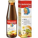 Produktbild Rabenhorst Rotbäckchen Vital Vitamin D 400 I.E.