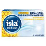 Produktbild Isla Med akut Zitrus-Honig Pastillen