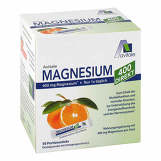 Produktbild Magnesium 400 direkt Orange Portionssticks