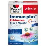 Produktbild Doppelherz Immun plus Echinacea Depot Tabletten