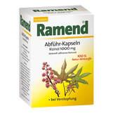 Produktbild Ramend Abführ-Kapseln Rizinol 1000 mg Weichkapseln