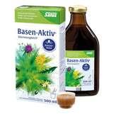 Produktbild Basen Aktiv Mineralstoff-Kräuter-Elixier Salus