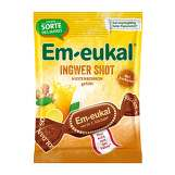 Produktbild EM Eukal Bonbons Ingwer SHOT gefüllt zuckerhaltig