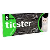 Produktbild Ticster Spot-on Lösung z.Auftropf.für Katzen bis 4 kg