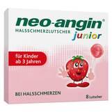 Produktbild Neo-Angin junior Halsschmerzlutscher