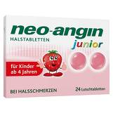 Produktbild Neo-Angin junior Halstabletten