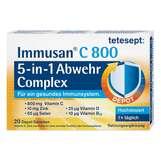 Produktbild Tetesept Immusan C 800 5in1 Abwehr Complex Tabletten