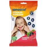Produktbild Sanostol Vitamin-Bonbons Himbeer-Cassis