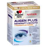 Produktbild Doppelherz Augen plus Sehkraft + Schutz system Kapseln