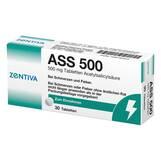 Produktbild ASS 500 Tabletten