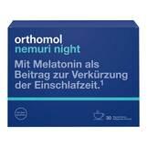 Produktbild Orthomol nemuri night Granulat
