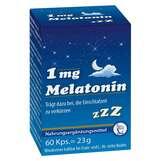 Produktbild Melatonin 1 mg Kapseln