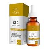 Produktbild Vitadol Gold 27% Cbd Mundöl