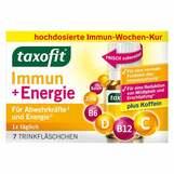 Produktbild Taxofit Immun & Energie Trinkampullen