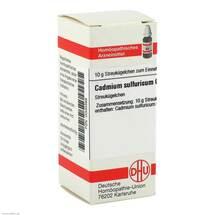 Produktbild Cadmium sulfuricum C 30 Globuli