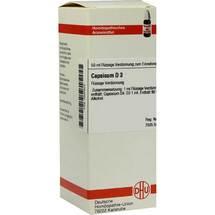 Produktbild Capsicum D 3 Dilution