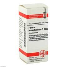 Produktbild Ferrum phosphoricum C 1000 Globuli