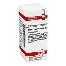 Produktbild Fucus vesiculosus D 200 Globuli