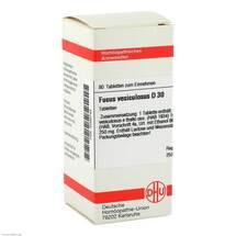 Fucus vesiculosus D 30 Tabletten