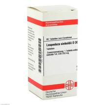 Produktbild Lespedeza sieboldii D 30 Tabletten