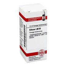 LM Silicea III Dilution