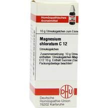 Produktbild Magnesium chloratum C 12 Globuli