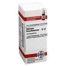Produktbild Natrium bicarbonicum D 12 Gl