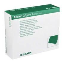 Produktbild Askina Calgitrol Ag 10x10cm