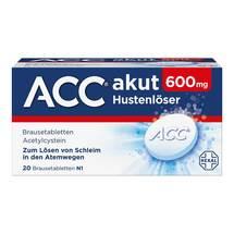 Produktbild ACC akut 600 Brausetabletten