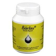 Produktbild Bärlau Extrakt Kapseln