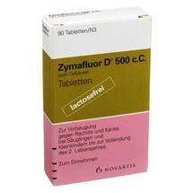 Produktbild Zymafluor D 500 C C Tabletten