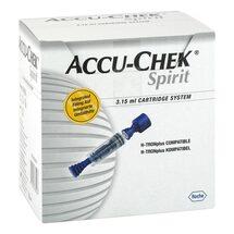 Produktbild Accu Chek Spirit 3,15 ml Ampullen System