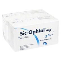 Produktbild Sic Ophtal sine Augentropfen Augentropfen