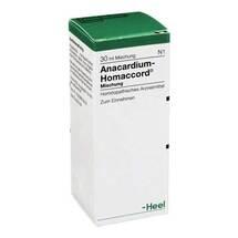 Anacardium Homaccord Tropfen Erfahrungen teilen