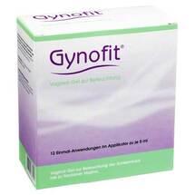 Produktbild Gynofit Vaginal Gel zur Befeuchtung