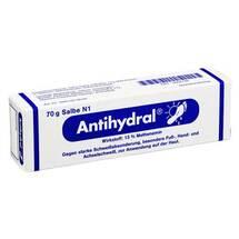 Antihydral Salbe Erfahrungen teilen